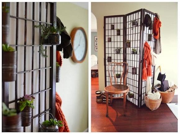 14 DIY ιδέες για μικρά δωμάτια & σπίτια!