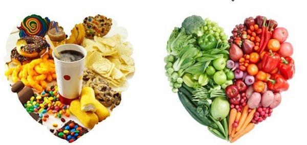 Οι καλύτερες και οι χειρότερες τροφές για τον οργανισμό σου!