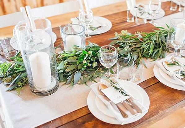 6 Υπέροχες ιδέες διακόσμησης για έναν ρουστίκ γάμο!
