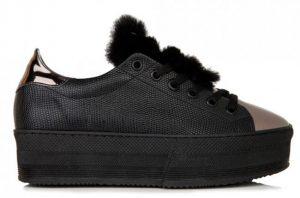 mavro sneaker me fountitsa