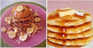 pancakes, amerikaniko prwino