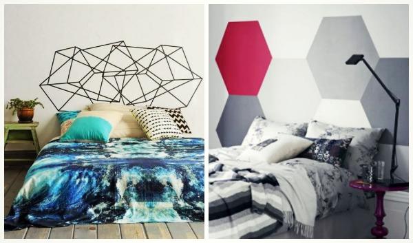 15 Ιδέες για εντυπωσιακά προσκεφάλια κρεβατιού!