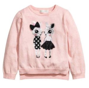 pullover paidiko h&m
