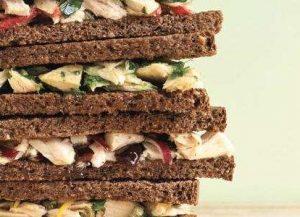 sandwich me tono kai elia