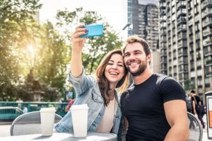 selfie zeygariou