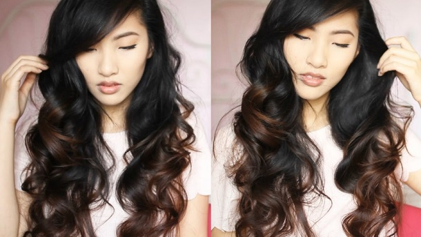 Όμορφο κόλπο για τέλεια κυματιστά μαλλιά χωρίς θερμότητα!