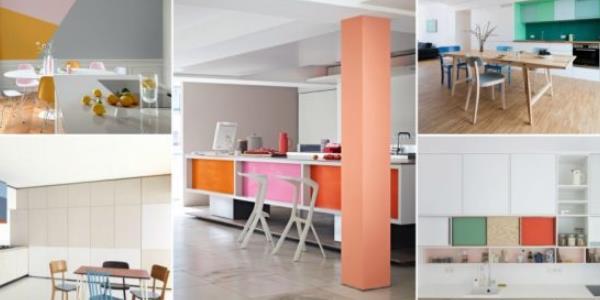 11 ιδέες για να δώσεις χρώμα στην κουζίνα σου!