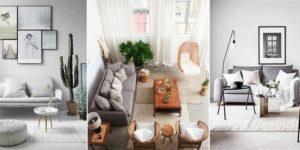 5 Τρόποι να ανανεώσεις οικονομικά το σαλόνι σου!