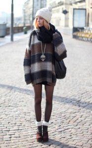 casual style, mini fousta, plechti mplouza