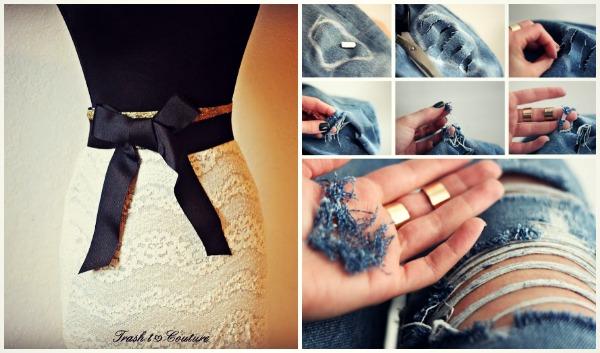 Πως να μετατρέψεις τα παλιά σου ρούχα ώστε να φαίνονται καινούρια!