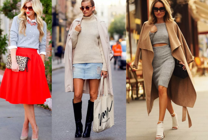 5 Τρόποι για να φορέσεις το πουλόβερ σου με φούστα!