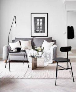 minimalistiko saloni