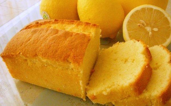 Πανεύκολη συνταγή για κέικ λεμονιού!