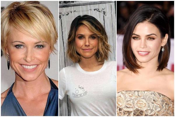 30 Προτάσεις για κοντά μαλλιά για γυναίκες 30+