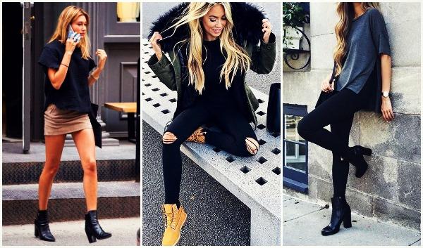 7 Τρόποι για να φορέσεις τα μποτάκια σου!