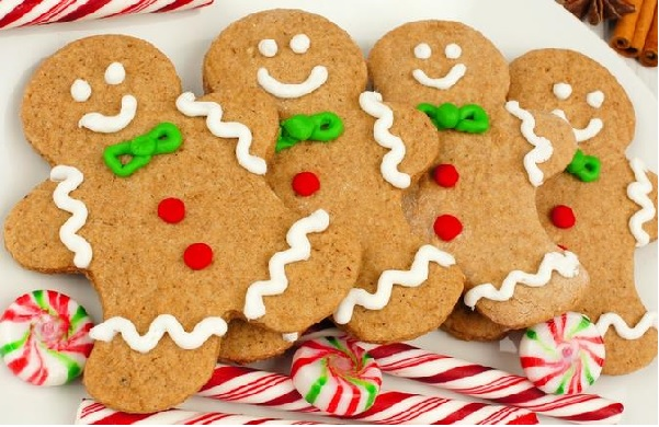 Συνταγή για χριστουγεννιάτικα κουλουράκια!