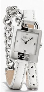 strap and chain watches