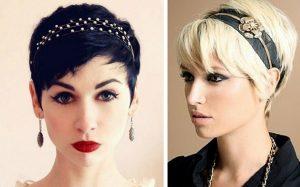 8 Υπέροχα αξεσουάρ ιδανικά για κοντά μαλλιά!