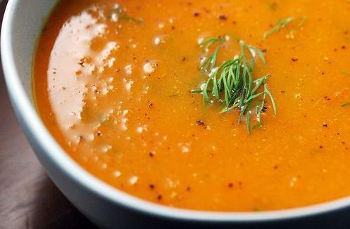 Συνταγή για αγιορείτικη ψαρόσουπα!
