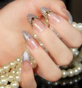 asimi glitter galliko manikiour