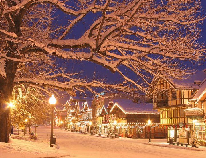 Οι 16 καλύτεροι προορισμοί στο εξωτερικό για μαγικά Χριστούγεννα!