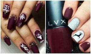 30 Υπέροχα χριστουγεννιάτικα nail art!