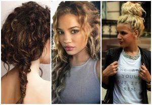 22 Όμορφα χτενίσματα για σγουρά μαλλιά!