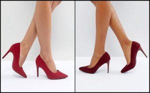 10 Εντυπωσιακές κόκκινες γόβες & μποτάκια για κάθε γυναίκα!