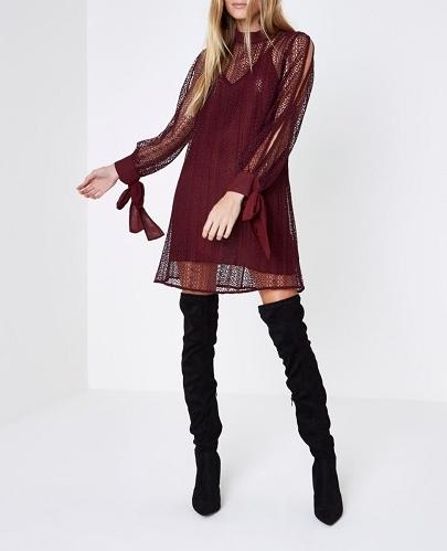 29a3e7a1d29c Όταν πρόκειται για ένα πιο γιορτινό ντύσιμο το πρώτο που σκεφτόμαστε είναι  να φορέσουμε ένα κομψό φόρεμα. Διάλεξε λοιπόν ένα mini φόρεμα