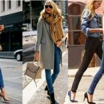 jeans papoutsia