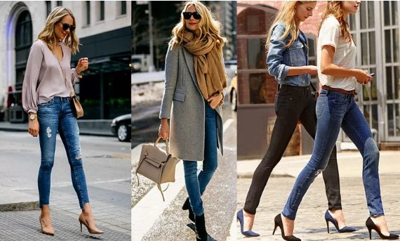Ποια παπούτσια να φορέσεις με τα αγαπημένα jeans σου!  1b20a4d09c1