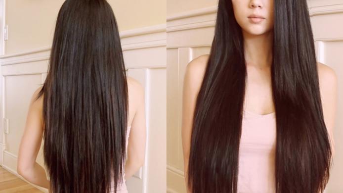 Πως να μακρύνεις γρήγορα & εύκολα τα μαλλιά σου!