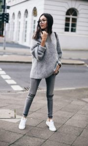 jean me oversized poulover