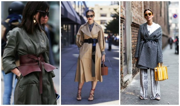 6 Τρόποι για να δώσεις στυλ στο παλτό σου με μία ζώνη!