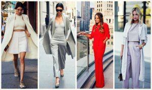 Πως να φορέσεις τη μονοχρωμία στα ρούχα!