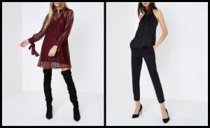 4 Εντυπωσιακά outfits που μπορείς να κάνεις μέσα στις γιορτές!