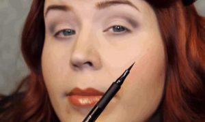 tips gia na valeis swsta eyeliner