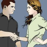 xeirapsia handshake proswpikotita