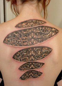 tattoo san mixani stin plati