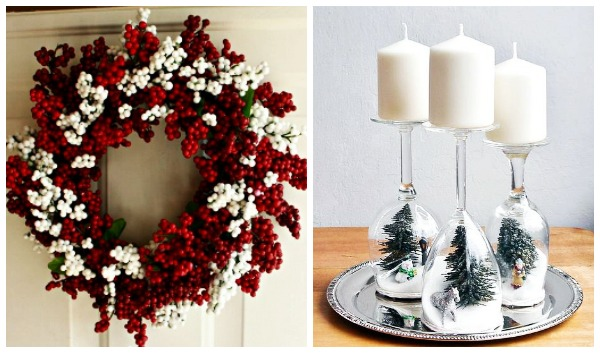 23 Οικονομικές προτάσεις Χριστουγεννιάτικης διακόσμησης!