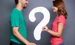 15 Ερωτήσεις για να μάθεις τον σύντροφο σου καλύτερα!