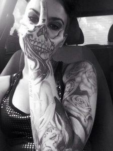 tattoo maniki 3d