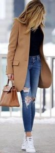 kamilo palto, athlitika, jeans