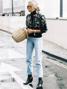 mauro floral jacket