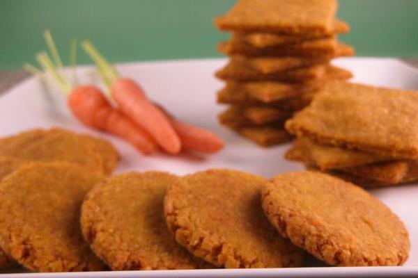 Συνταγή για νηστίσιμα κουλουράκια με καρότο!