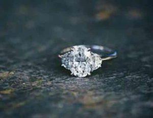 oval diamanti