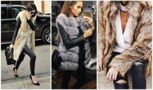 12 Τρόποι να συνδυάσεις τη γούνα σου!