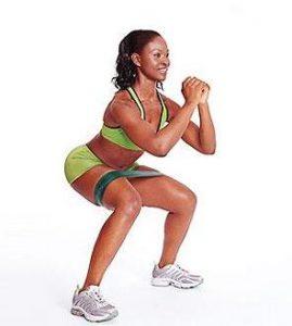 squats me lasticho