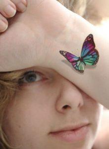 tattoo 3d peralouda poluxrwmi