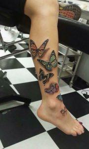 tattoo polles 3d petaloudes